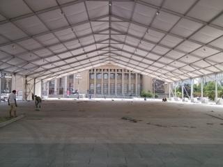 40米跨度篷房 (2)