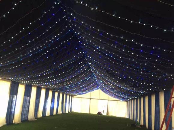 10米跨度星空篷房