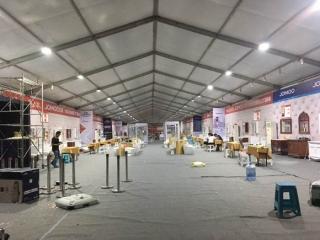 15米跨度ope体育投注展览展示专用