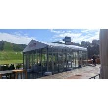 高档玻璃篷房出租